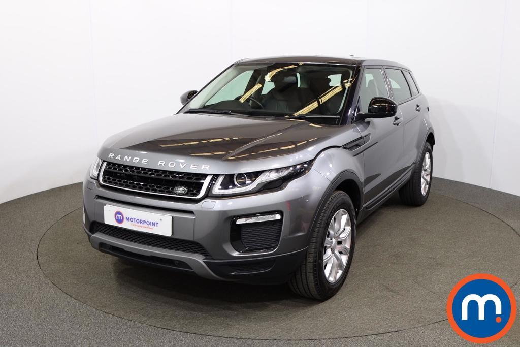 Land Rover Range Rover Evoque 2.0 eD4 SE Tech 5dr 2WD - Stock Number 1206781 Passenger side front corner