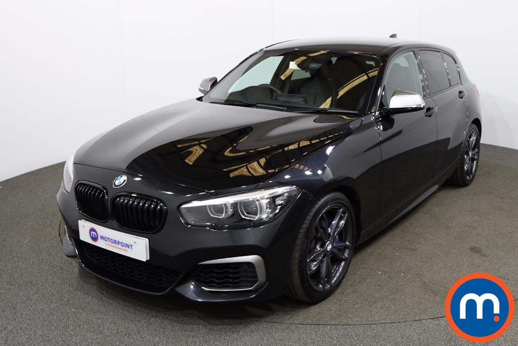 BMW 1 Series M140i Shadow Edition 5dr Step Auto - Stock Number 1207284 Passenger side front corner