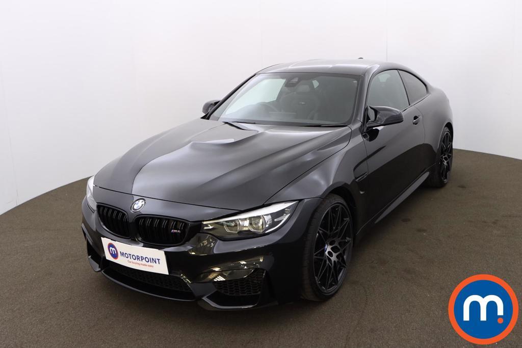 BMW M4 M4 2dr DCT [Competition Pack] - Stock Number 1207698 Passenger side front corner