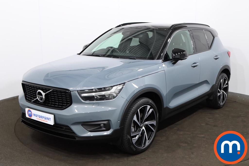 Volvo Xc40 2.0 T4 R DESIGN Pro 5dr AWD Geartronic - Stock Number 1207811 Passenger side front corner