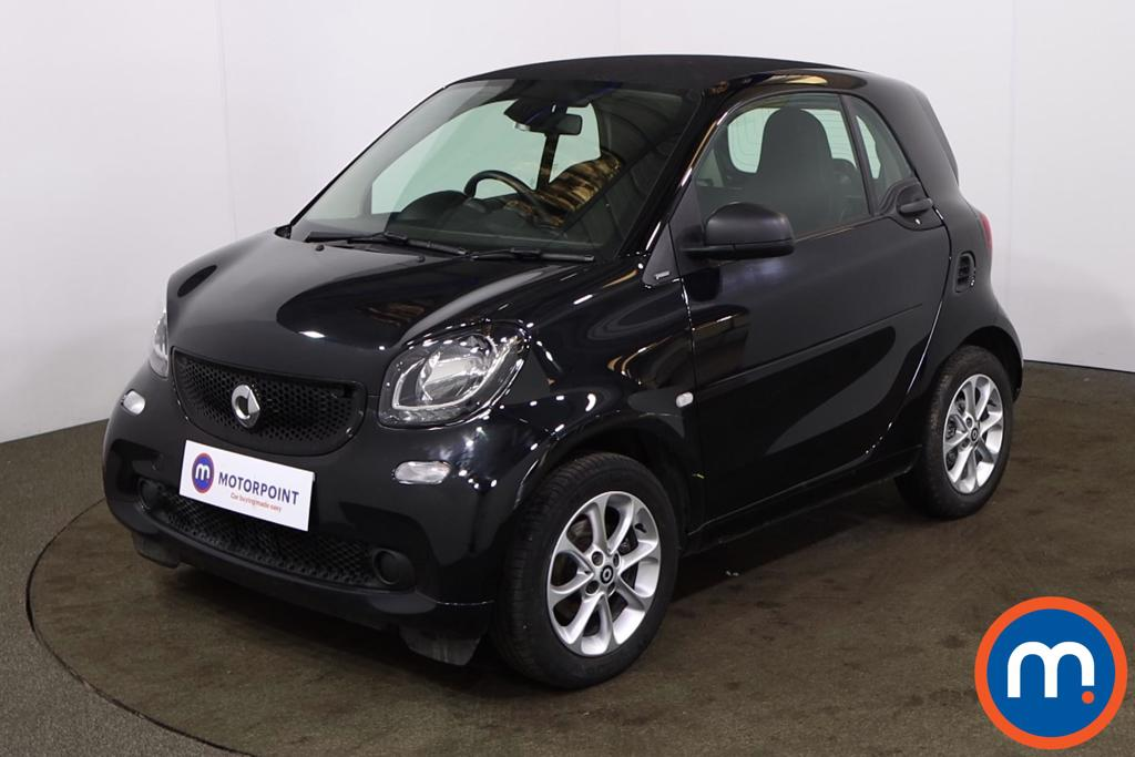 Smart Fortwo Coupe 1.0 Passion 2dr - Stock Number 1202323 Passenger side front corner