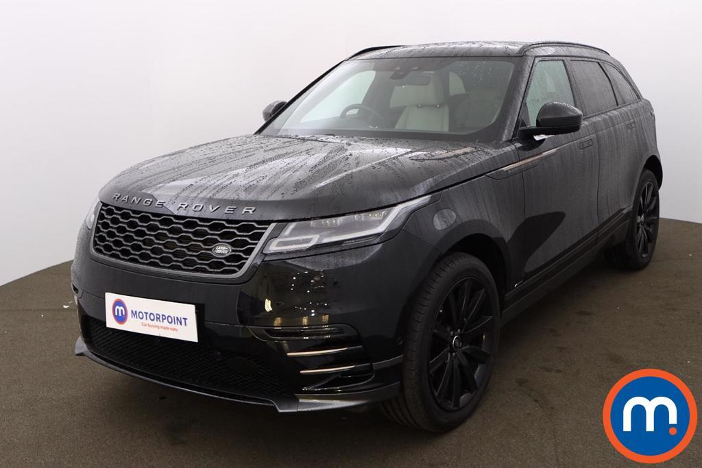 Land Rover Range Rover Velar 2.0 D180 R-Dynamic HSE 5dr Auto - Stock Number 1204100 Passenger side front corner
