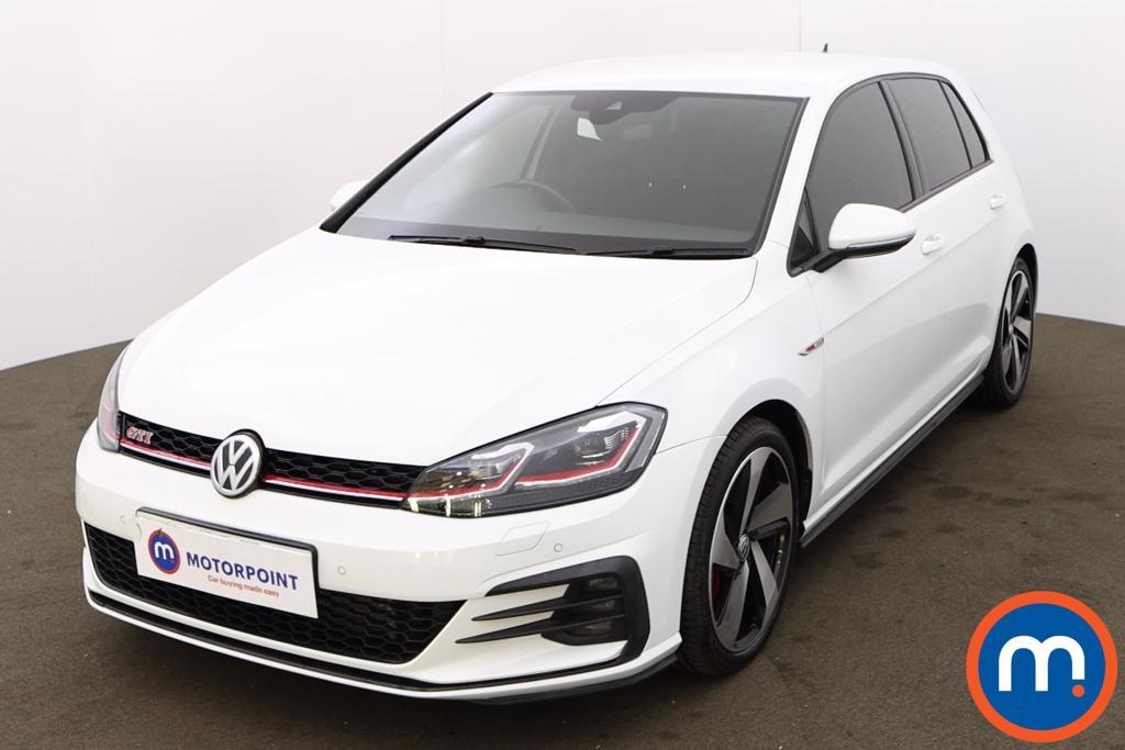 Volkswagen Golf 2.0 TSI 245 GTI Performance 5dr DSG - Stock Number 1206522 Passenger side front corner