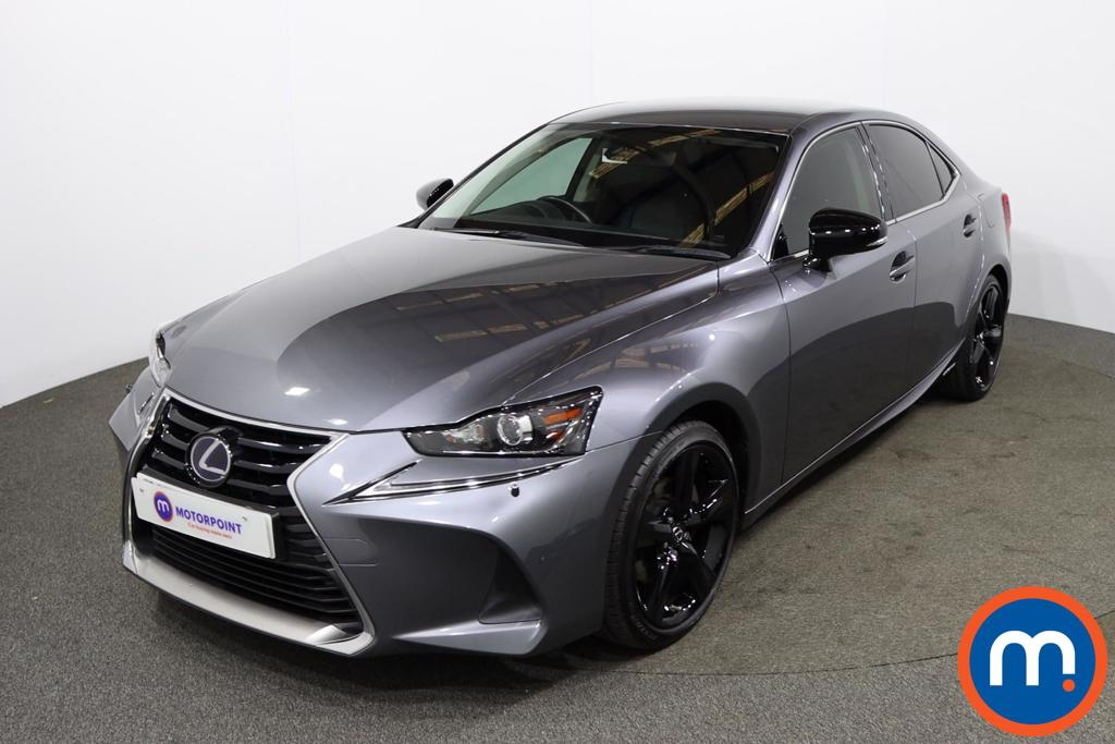 Lexus IS 300h Sport 4dr CVT Auto - Stock Number 1207295 Passenger side front corner