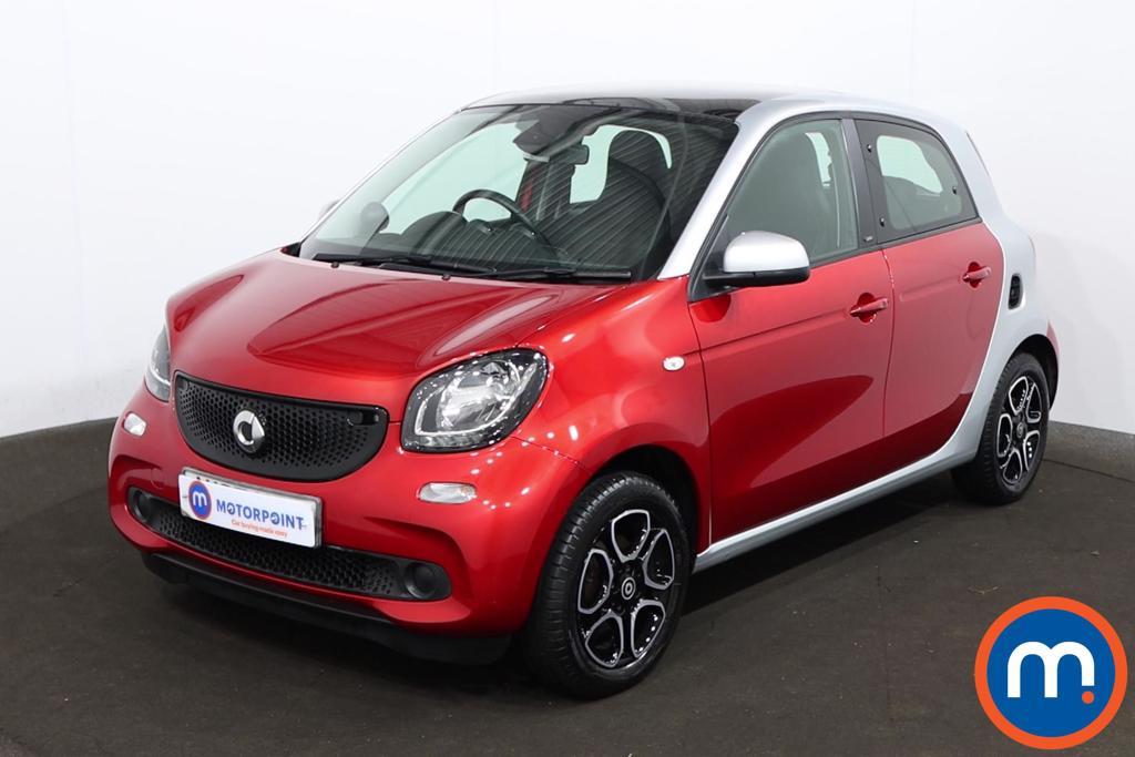Smart Forfour 1.0 Prime Premium 5dr Auto - Stock Number 1207799 Passenger side front corner