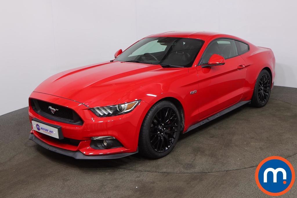 Ford Mustang 5.0 V8 GT [Custom Pack] 2dr Auto - Stock Number 1207800 Passenger side front corner
