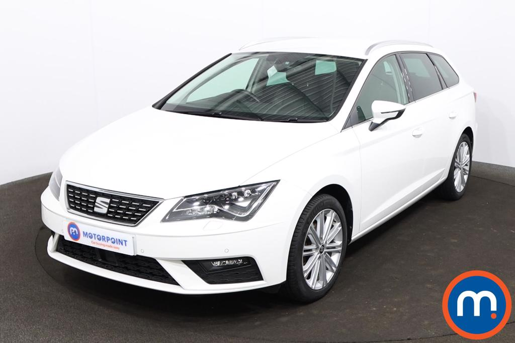 Seat Leon 2.0 TDI 150 Xcellence Technology 5dr [Leather] - Stock Number 1204824 Passenger side front corner