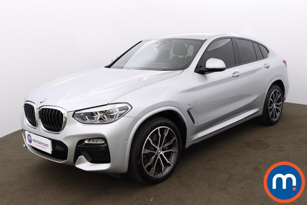 BMW X4 xDrive20d M Sport 5dr Step Auto - Stock Number 1205772 Passenger side front corner