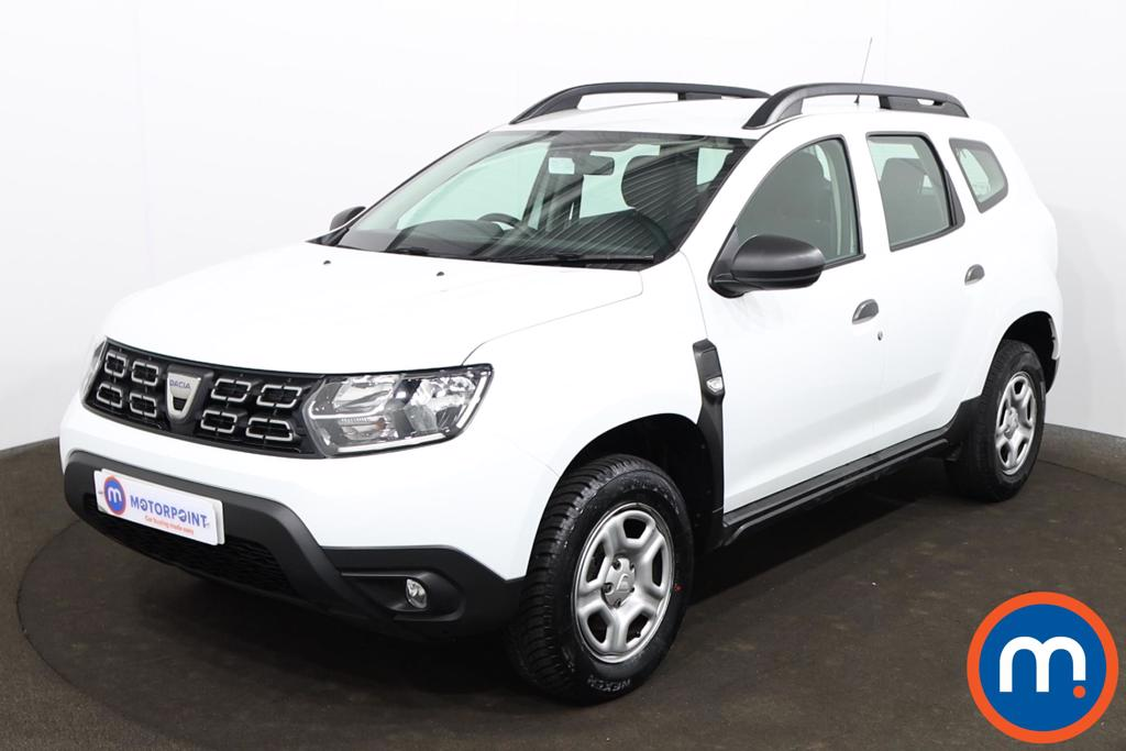 Dacia Duster 1.6 SCe Essential 5dr - Stock Number 1206566 Passenger side front corner