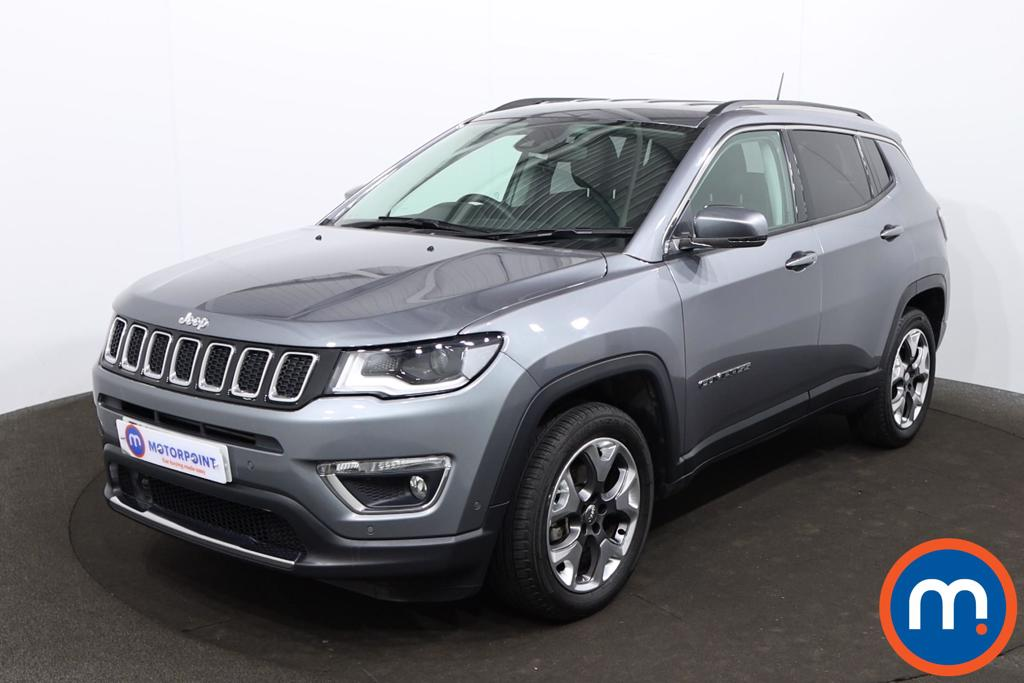 Jeep Compass 1.4 Multiair 140 Limited 5dr [2WD] - Stock Number 1206655 Passenger side front corner