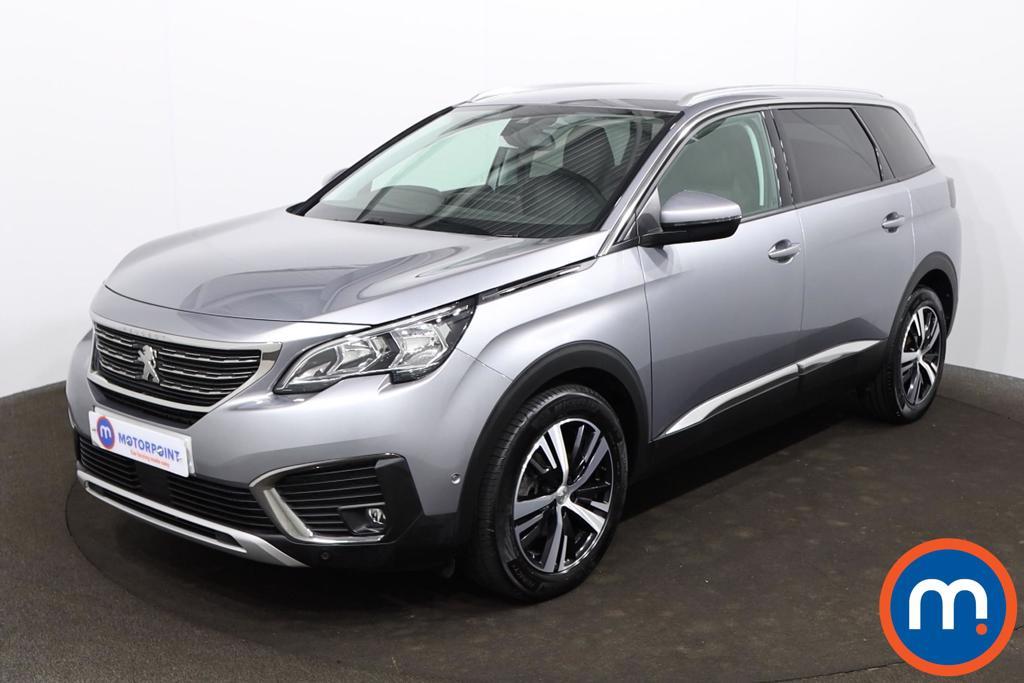 Peugeot 5008 1.2 PureTech Allure 5dr EAT8 - Stock Number 1207092 Passenger side front corner