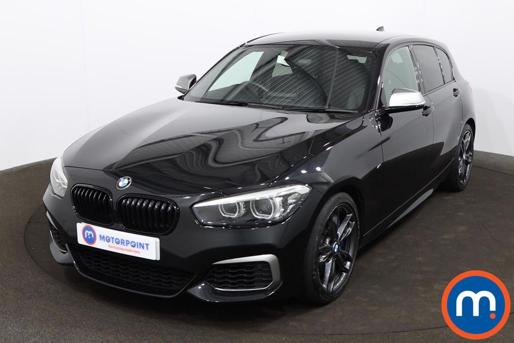 BMW 1 Series M140i Shadow Edition 5dr Step Auto - Stock Number 1207422 Passenger side front corner