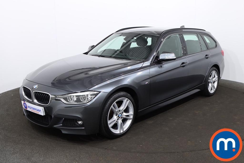 BMW 3 Series 320i xDrive M Sport 5dr Step Auto - Stock Number 1208654 Passenger side front corner