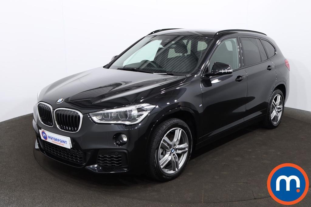 BMW X1 sDrive 20i M Sport 5dr Step Auto - Stock Number 1208909 Passenger side front corner