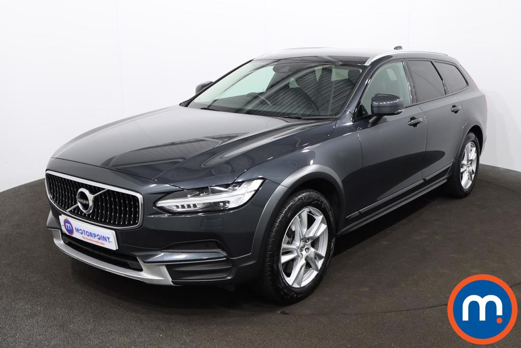 Volvo V90 2.0 T5 Cross Country 5dr AWD Geartronic - Stock Number 1208907 Passenger side front corner