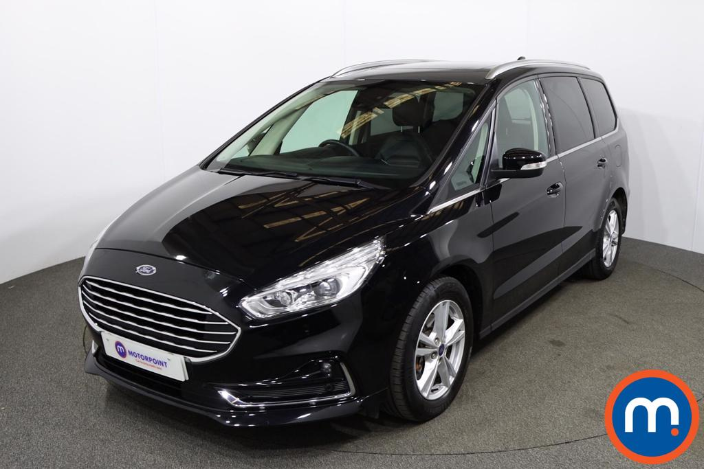 Ford Galaxy 2.0 EcoBlue 190 Titanium 5dr Auto [Lux Pack] - Stock Number 1204998 Passenger side front corner