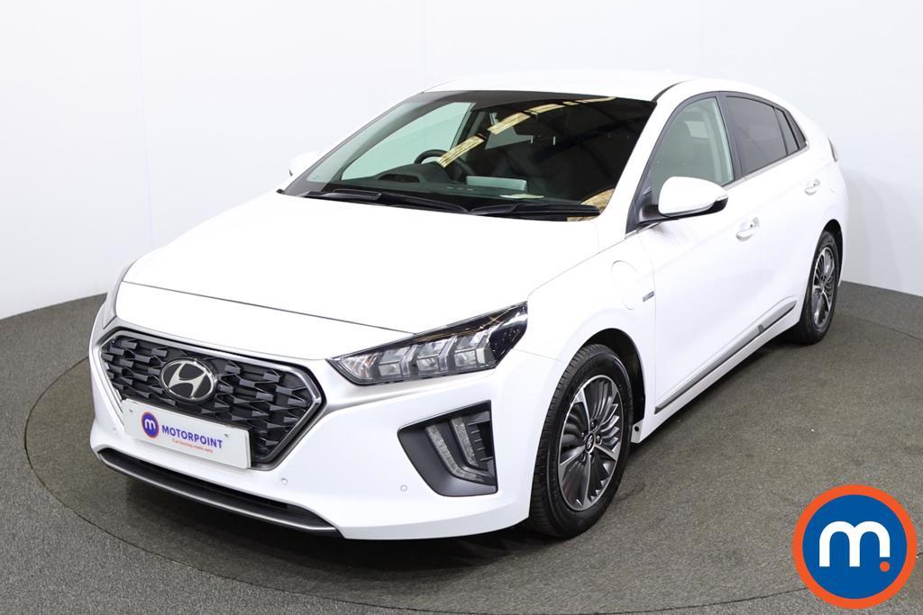 Hyundai Ioniq 1.6 GDi Plug-in Hybrid Premium SE 5dr DCT - Stock Number 1205203 Passenger side front corner