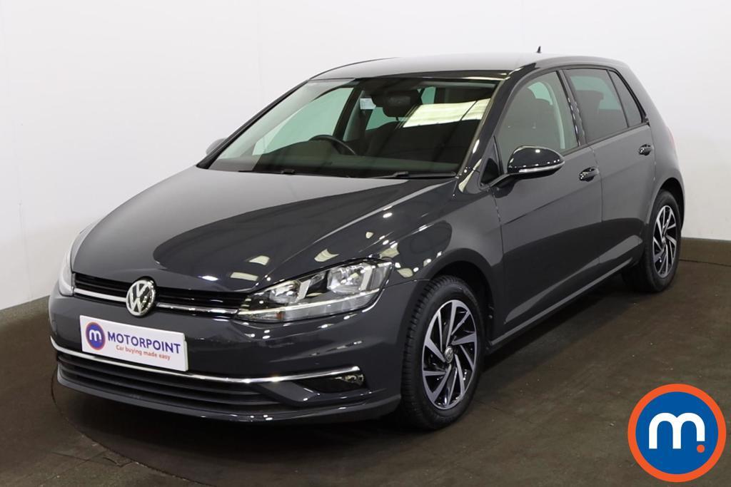 Volkswagen Golf 1.6 TDI Match 5dr DSG - Stock Number 1205450 Passenger side front corner