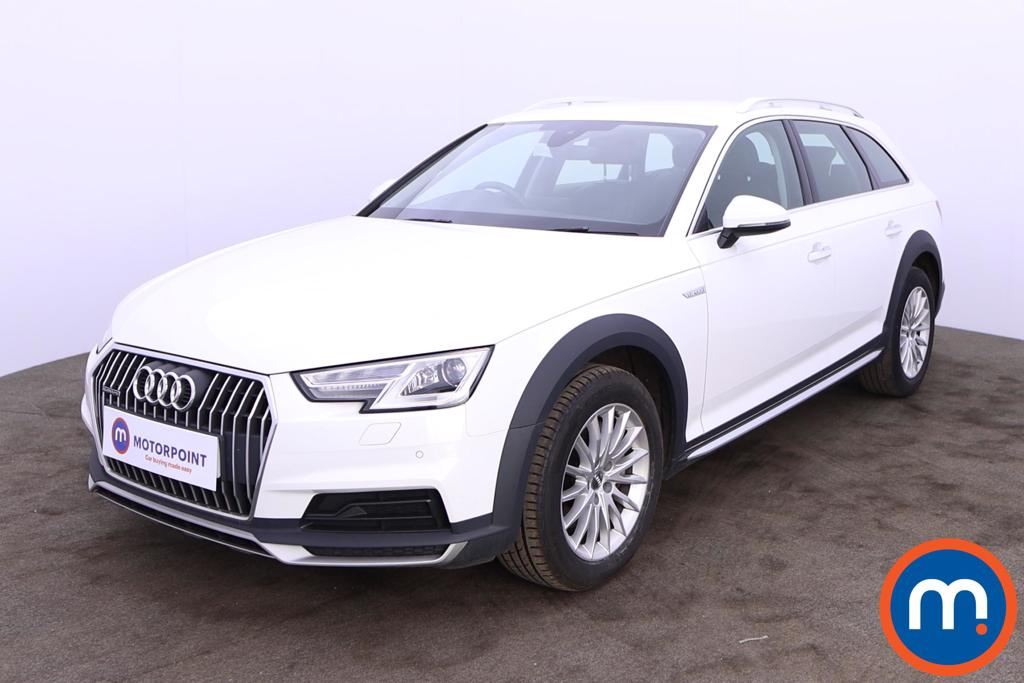 Audi A4 Allroad 2.0 TDI Quattro 5dr S Tronic [Leather] - Stock Number 1206419 Passenger side front corner