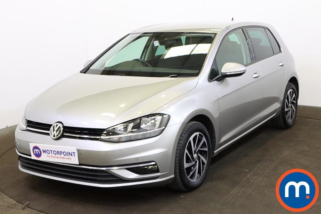 Volkswagen Golf 1.6 TDI Match 5dr - Stock Number 1206472 Passenger side front corner
