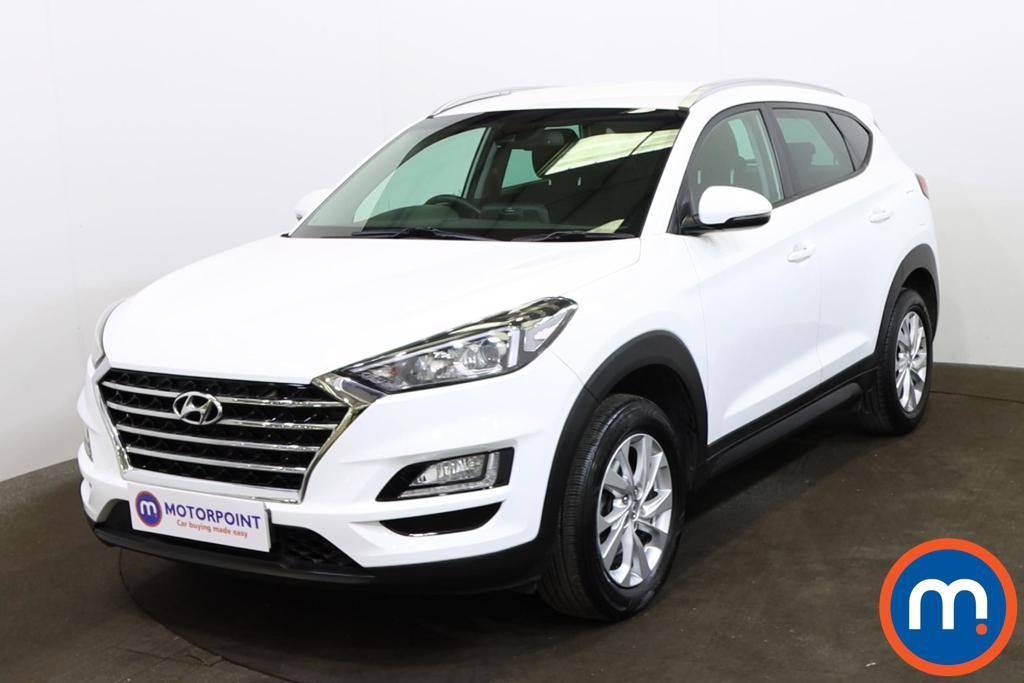 Hyundai Tucson 1.6 GDi SE Nav 5dr 2WD - Stock Number 1206750 Passenger side front corner