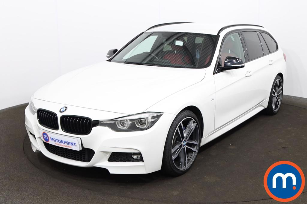 BMW 3 Series 320i M Sport Shadow Edition 5dr Step Auto - Stock Number 1205016 Passenger side front corner