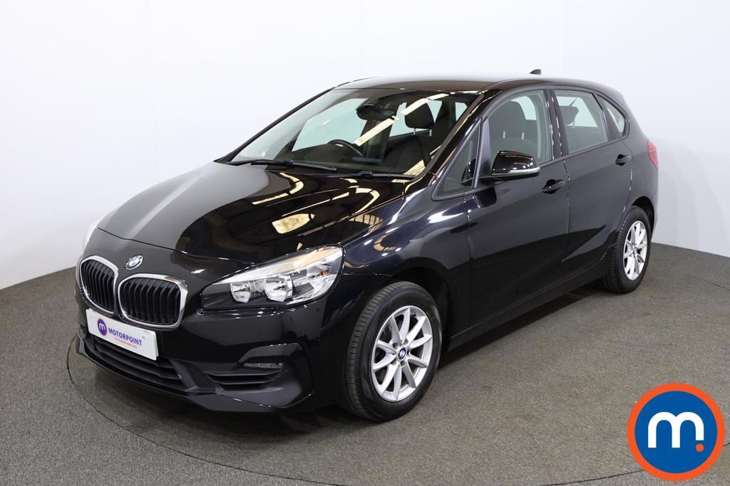 BMW 2 Series 218i SE 5dr - Stock Number 1205177 Passenger side front corner