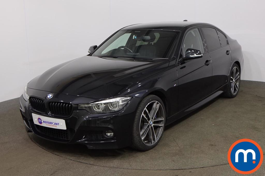 BMW 3 Series 330i M Sport Shadow Edition 4dr Step Auto - Stock Number 1205543 Passenger side front corner