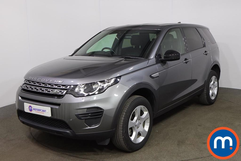 Land Rover Discovery Sport 2.0 eD4 Pure 5dr 2WD [5 seat] - Stock Number 1205548 Passenger side front corner