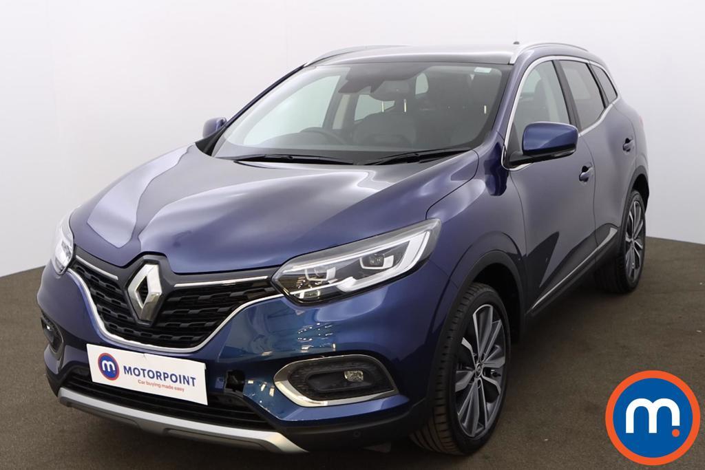 Renault Kadjar 1.3 TCE S Edition 5dr EDC - Stock Number 1205580 Passenger side front corner
