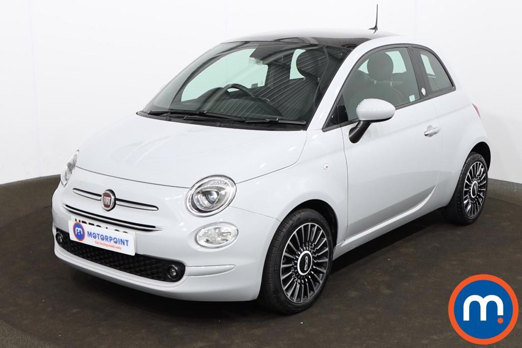 Fiat 500 1.0 Mild Hybrid Launch Edition 3dr - Stock Number 1205730 Passenger side front corner