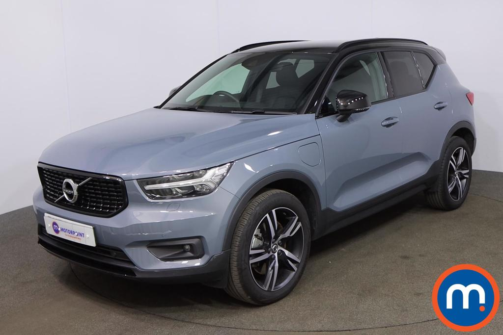Volvo Xc40 1.5 T5 Recharge PHEV R DESIGN 5dr Auto - Stock Number 1208321 Passenger side front corner