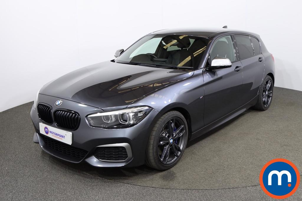BMW 1 Series M140i Shadow Edition 5dr Step Auto - Stock Number 1208431 Passenger side front corner