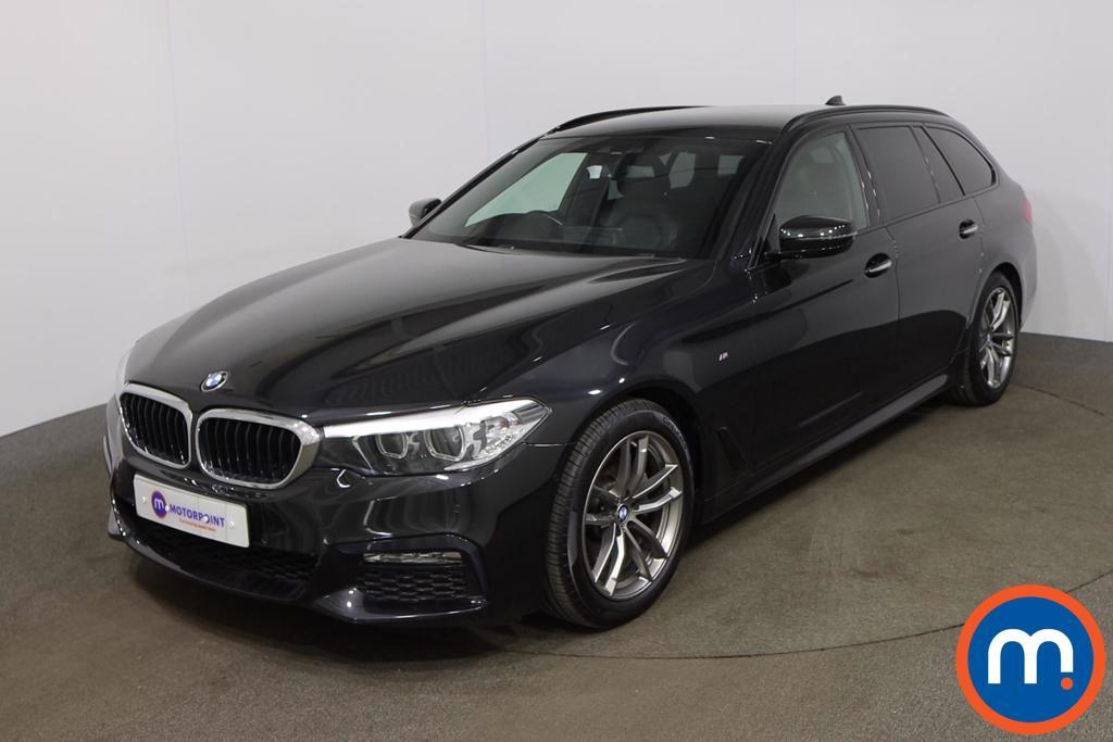 BMW 5 Series 520d M Sport 5dr Auto - Stock Number 1205545 Passenger side front corner