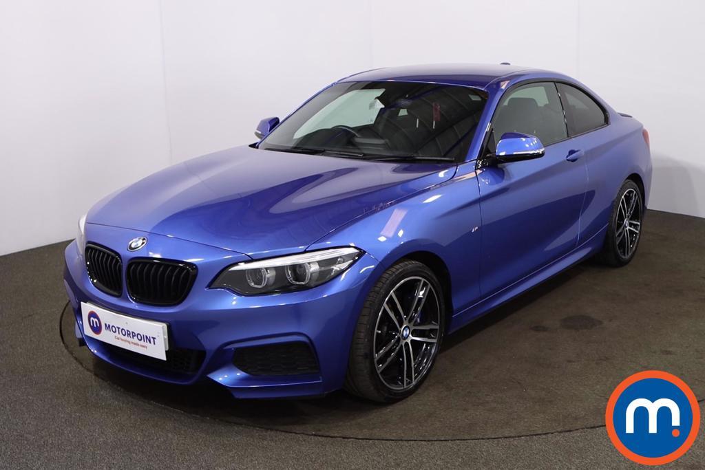 BMW 2 Series 218i M Sport 2dr [Nav] - Stock Number 1205925 Passenger side front corner
