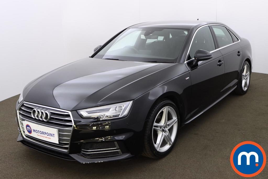 Audi A4 1.4T FSI S Line 4dr [Leather-Alc] - Stock Number 1208487 Passenger side front corner