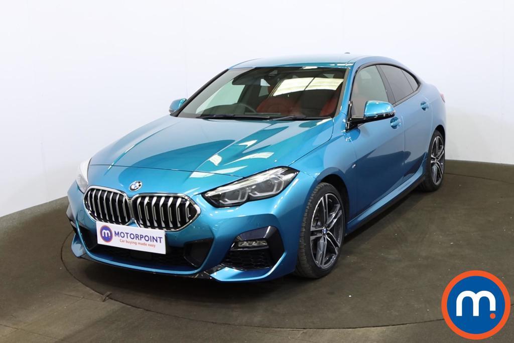 BMW 2 Series 218i M Sport 4dr DCT - Stock Number 1208847 Passenger side front corner