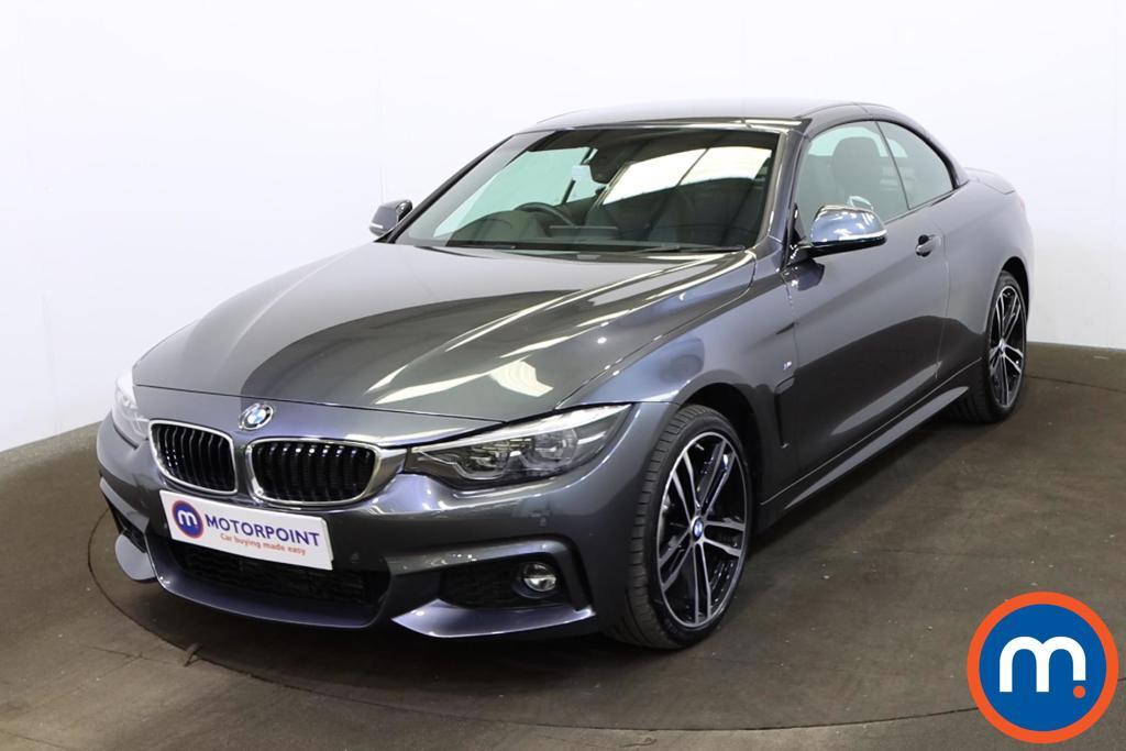 BMW 4 Series 435d xDrive M Sport 2dr Auto [Professional Media] - Stock Number 1209313 Passenger side front corner