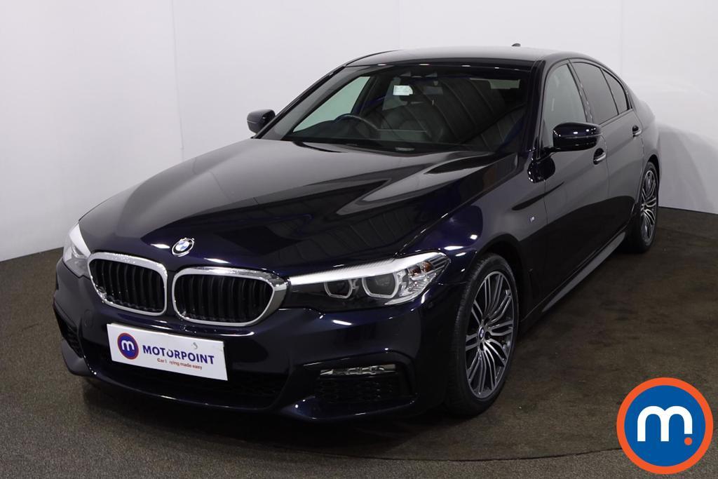 BMW 5 Series 530d M Sport 4dr Auto - Stock Number 1204872 Passenger side front corner