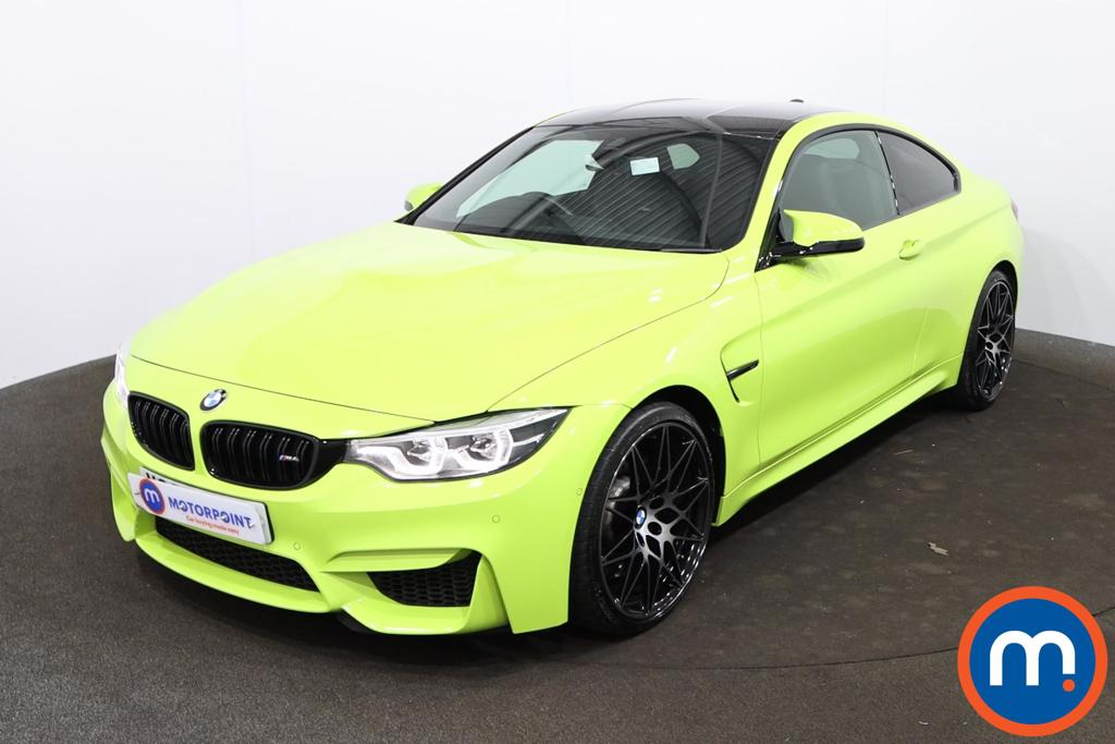 BMW M4 M4 2dr DCT [Competition Pack] - Stock Number 1208239 Passenger side front corner