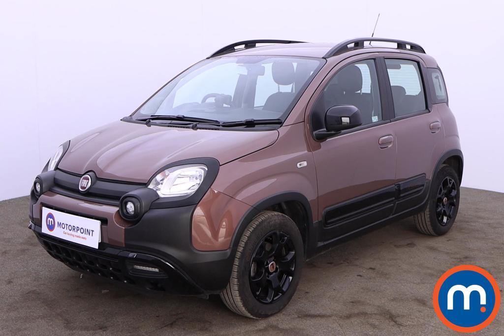 Fiat Panda 1.2 Trussardi 5dr - Stock Number 1208657 Passenger side front corner