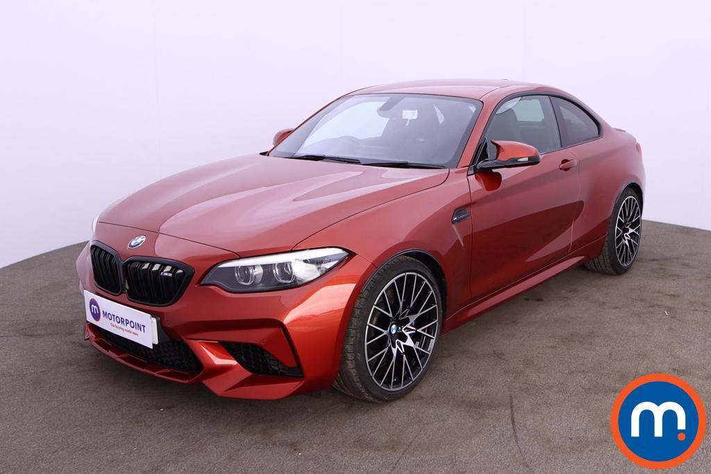 BMW M2 M2 Competition 2dr DCT - Stock Number 1209387 Passenger side front corner