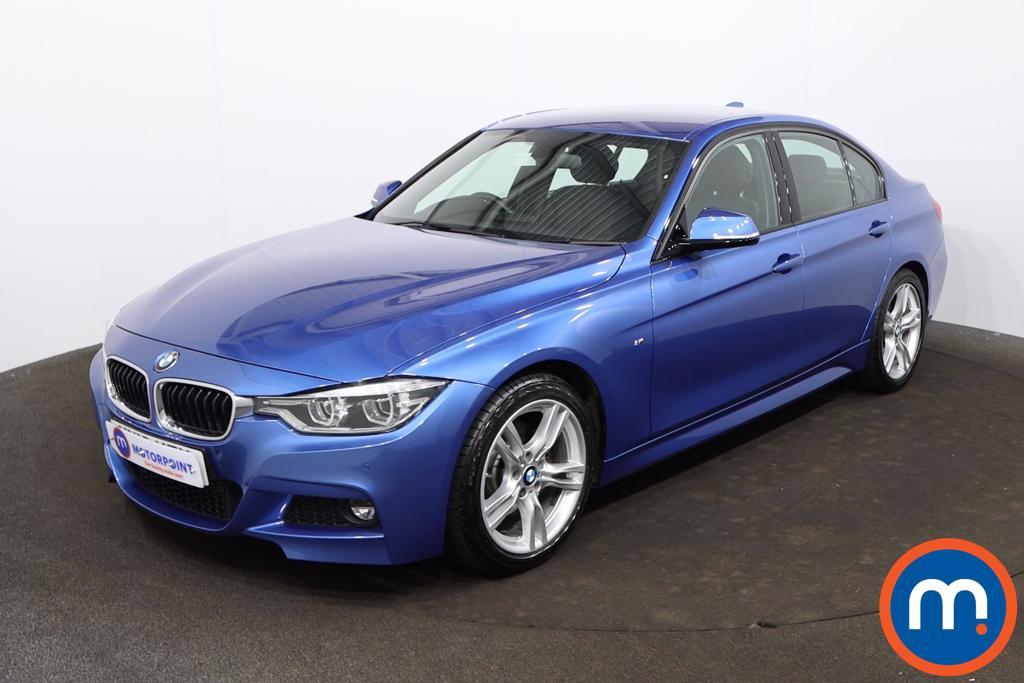 BMW 3 Series 330d M Sport 4dr Step Auto - Stock Number 1209408 Passenger side front corner