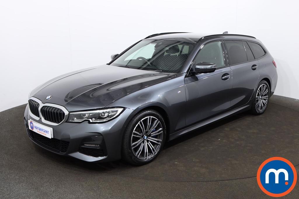 BMW 3 Series 330i M Sport 5dr Step Auto - Stock Number 1207675 Passenger side front corner