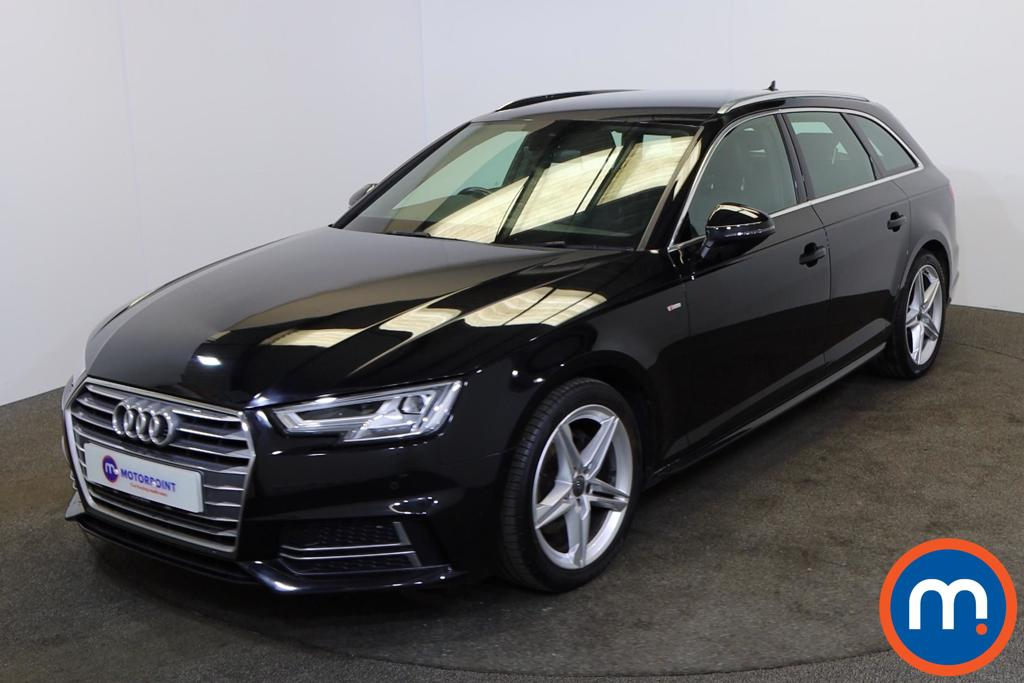 Audi A4 1.4T FSI S Line 5dr [Leather-Alc] - Stock Number 1196781 Passenger side front corner