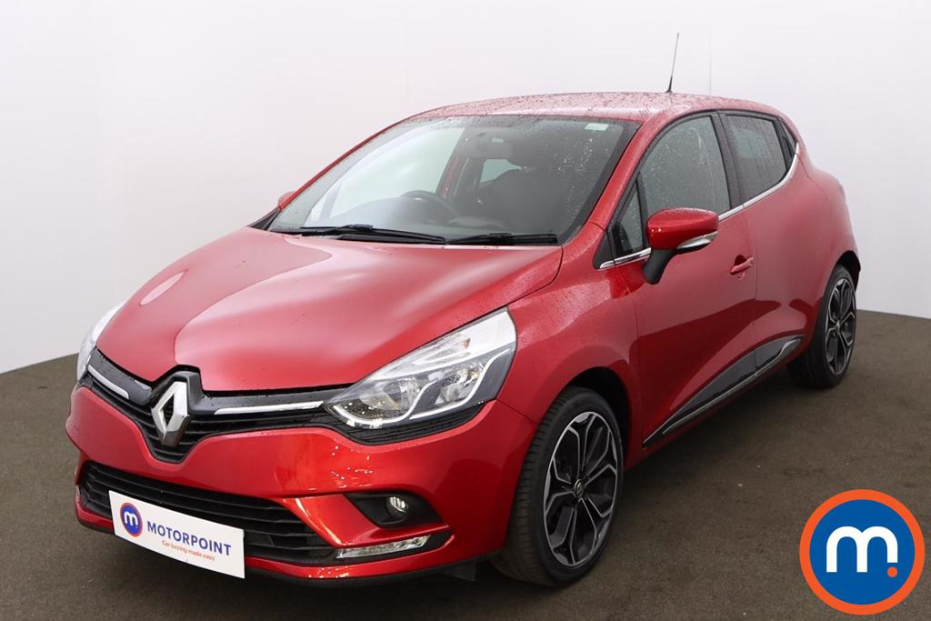 Renault Clio 0.9 TCE 90 Iconic 5dr - Stock Number 1197267 Passenger side front corner