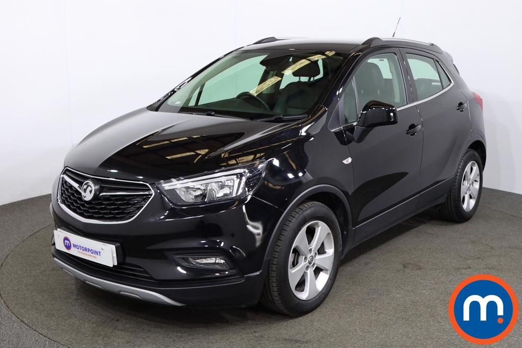 Vauxhall Mokka X 1.4T ecoTEC Elite Nav 5dr - Stock Number 1202996 Passenger side front corner