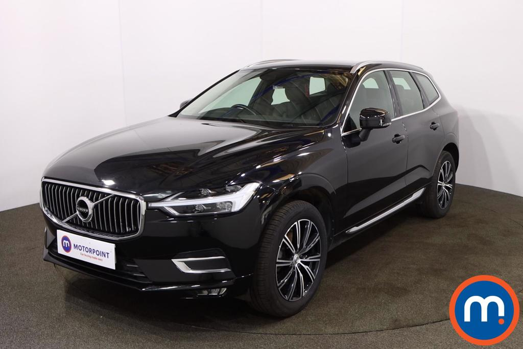 Volvo Xc60 2.0 T5 [250] Inscription 5dr AWD Geartronic - Stock Number 1205375 Passenger side front corner