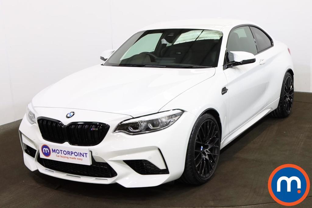 BMW M2 M2 Competition 2dr DCT - Stock Number 1209346 Passenger side front corner