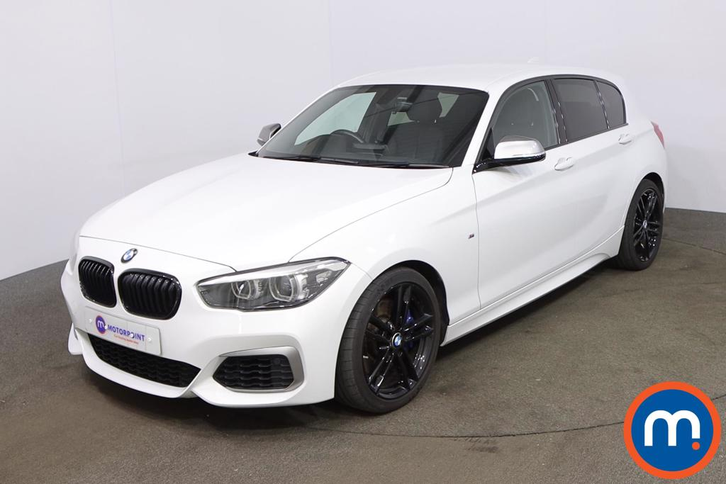 BMW 1 Series M140i Shadow Edition 5dr Step Auto - Stock Number 1209716 Passenger side front corner